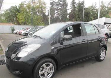 Foto venta Auto Usado Toyota Yaris 1.5 XLi  (2008) color Negro precio $2.110.000
