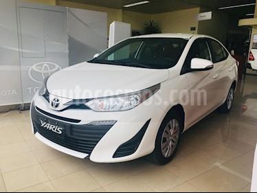 Foto venta Auto Usado Toyota Yaris 1.5 XS (2018) color Blanco precio $553.000