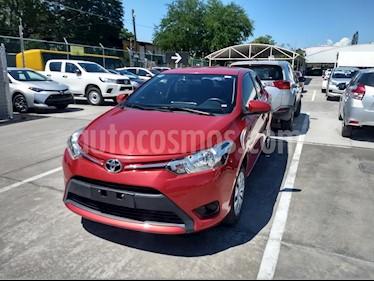 Foto venta Auto Seminuevo Toyota Yaris 5P 1.5L Core Aut (2017) color Rojo precio $214,000