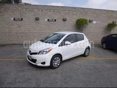 Foto venta Auto Seminuevo Toyota Yaris 5P 1.5L Core (2014) color Blanco precio $149,000