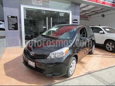 Foto venta Auto Seminuevo Toyota Yaris 5P 1.5L Core (2014) color Negro precio $160,000