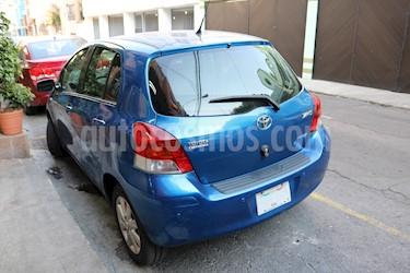 Foto venta Auto usado Toyota Yaris 5P 1.5L Premium Aut (2008) color Azul precio $120,000
