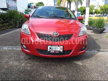 Foto venta Auto Seminuevo Toyota Yaris 5P 1.5L Premium Aut (2016) color Rojo precio $189,000