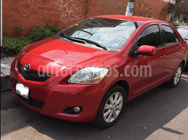 Foto venta Auto usado Toyota Yaris 5P 1.5L Premium Aut (2014) color Rojo precio $150,000