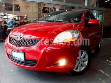Foto venta Auto Seminuevo Toyota Yaris 5P 1.5L Premium (2015) color Rojo precio $160,000