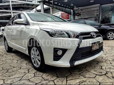 Foto venta Auto Seminuevo Toyota Yaris 5P 1.5L S (2017) color Blanco precio $210,000