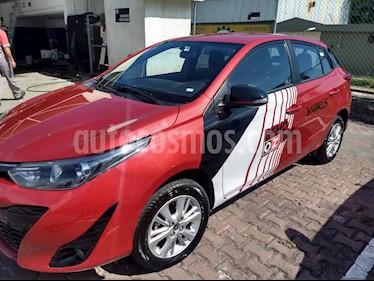 Foto venta Auto Seminuevo Toyota Yaris 5P 1.5L S (2018) color Rojo precio $249,000
