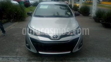 Foto venta Auto Seminuevo Toyota Yaris 5P 1.5L S (2018) color Plata