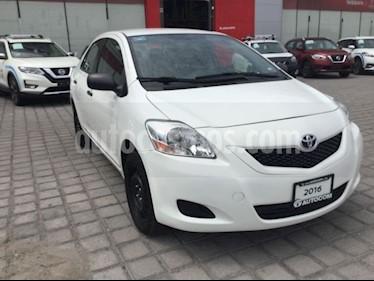 Foto venta Auto usado Toyota Yaris YARIS 4 GASOLINA 4P SEDAN (2016) color Blanco precio $165,000