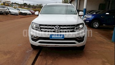 Foto venta Auto Usado Volkswagen Amarok 2.0 TDI (180cv) 4x4 C/Doble Highline Pack AT (2017) color Blanco precio $1.080.000