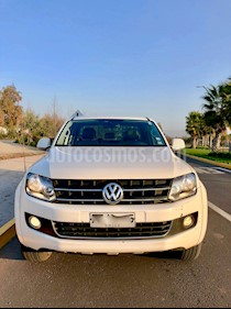 Volkswagen Amarok 2.0L Highline 4Motion Aut usado (2014) color Blanco precio $15.190.000