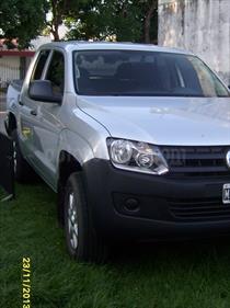 Foto venta Auto usado Volkswagen Amarok DC 4x2 Startline (140Cv)  (2013) color Gris Plata  precio $605.000
