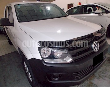 Foto venta Auto Usado Volkswagen Amarok DC 4x2 Startline (140Cv)  (2014) color Blanco Cristal precio $549.500