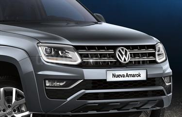 Foto venta Auto nuevo Volkswagen Amarok DC 4x4 Highline Aut color Plata Reflex