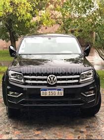 Foto venta Auto usado Volkswagen Amarok DC 4x4 Highline Pack (180Cv) (2017) color Negro precio $550.000