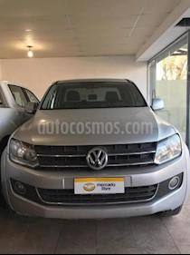 Foto venta Auto usado Volkswagen Amarok DC 4x4 Highline (2014) color Gris Claro precio $720.000