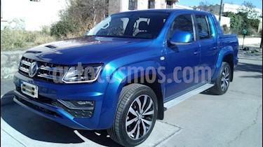 Foto venta Auto Usado Volkswagen Amarok DC 4x4 V6 Aut Extreme (2017) color Azul Celeste precio $1.600.000