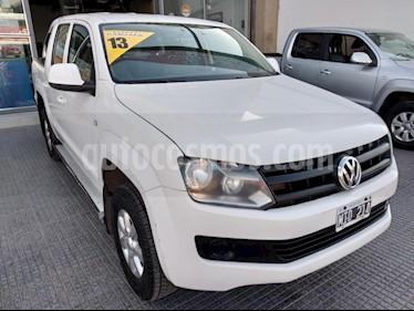 Foto venta Auto Usado Volkswagen Amarok DC 4x4 V6 Aut (2013) color Blanco precio $538.000