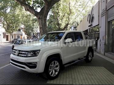 Foto venta Auto usado Volkswagen Amarok DC 4x4 V6 Aut (2019) color Blanco