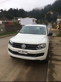 Volkswagen Amarok Power Plus 4X4  usado (2012) color Blanco precio $9.300.000