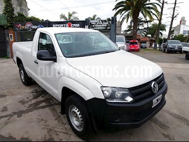 Foto venta Auto usado Volkswagen Amarok SC 4x2 Startline  (2014) color Blanco Cristal precio $500.000