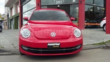 Foto venta Auto Usado Volkswagen Beetle 1.4 TSI Design (2015) color Rojo Tornado precio $405.000