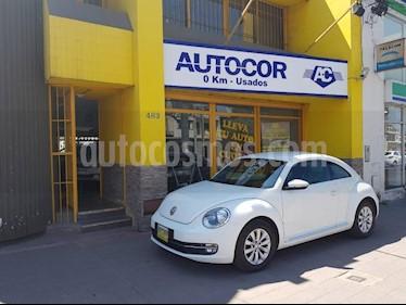 Foto venta Auto Usado Volkswagen Beetle 1.4 TSI Design (2015) color Blanco precio $510.000