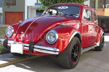 Volkswagen Beetle 2000 2000