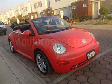 Foto venta Auto Seminuevo Volkswagen Beetle Cabriolet 2.0 Tiptronic (2004) color Rojo Fuego precio $105,000