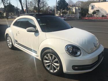 Foto venta Auto Seminuevo Volkswagen Beetle Cabriolet 2.5 Aut  (2014) color Blanco precio $195,000