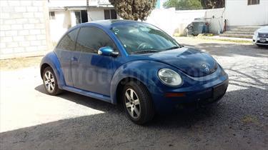 Foto venta Auto Seminuevo Volkswagen Beetle GLS 2.0 (2007) color Azul precio $75,000