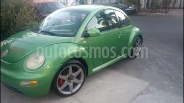 Foto venta Auto usado Volkswagen Beetle GLS 2.0 (2001) color Verde precio $47,000