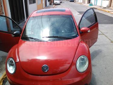 Foto venta Auto Seminuevo Volkswagen Beetle GLS 2.5 Sport Aut (2006) color Rojo Sport precio $70,000