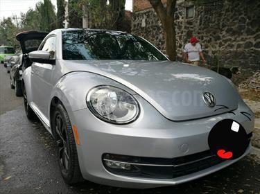 Foto venta Auto usado Volkswagen Beetle Sport Tiptronic (2013) color Plata Reflex precio $178,000
