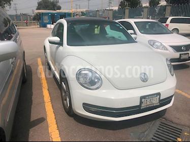 Foto venta Auto usado Volkswagen Beetle Sport (2015) color Blanco precio $185,000
