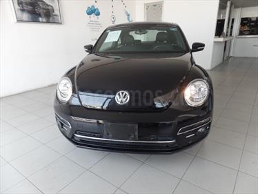 Foto venta Auto usado Volkswagen Beetle Sportline Tiptronic (2017) color Negro Profundo precio $295,000