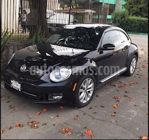 Foto venta Auto usado Volkswagen Beetle Sportline Tiptronic (2013) color Negro precio $167,000