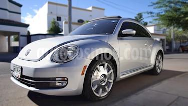 Foto Volkswagen Beetle Sportline Tiptronic usado (2013) color Plata precio $187,000