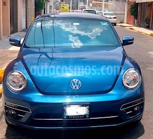 Foto venta Auto usado Volkswagen Beetle Sportline Tiptronic (2017) color Azul Metalizado precio $294,000