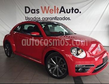 Foto venta Auto Seminuevo Volkswagen Beetle Sportline (2017) color Rojo precio $305,000
