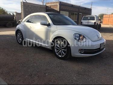 Foto venta Auto Seminuevo Volkswagen Beetle Sportline (2014) color Blanco precio $180,000