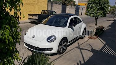 Foto venta Auto usado Volkswagen Beetle Turbo DSG (2014) color Blanco Candy precio $250,000