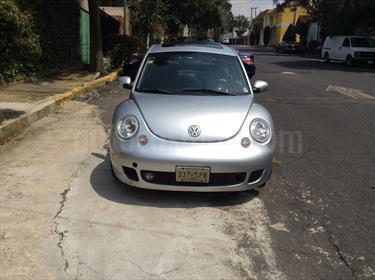 Foto venta Auto usado Volkswagen Beetle Turbo (2003) color Aluminio precio $88,000