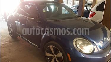 Foto venta Auto usado Volkswagen Beetle Turbo (2013) color Azul precio $215,000