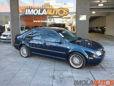 Foto venta Auto Usado Volkswagen Bora 1.8 T Highline Cuero Tiptronic (2004) color Azul precio $165.000