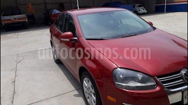 Foto venta Auto usado Volkswagen Bora 2.5L Active Tiptronic (2009) color Rojo precio $84,000