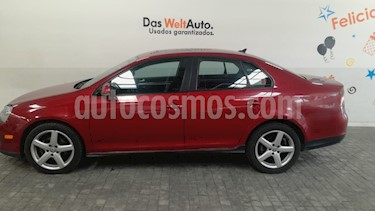 Foto venta Auto Seminuevo Volkswagen Bora 2.5L Sport Tiptronic (2008) color Rojo precio $119,000