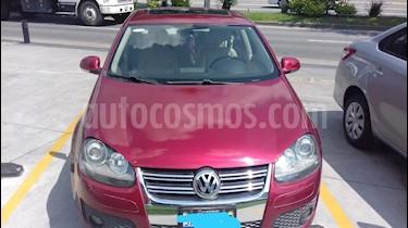 Foto venta Auto usado Volkswagen Bora 2.5L Sport Tiptronic (2010) color Rojo Spice precio $110,000