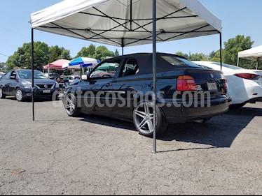 Foto venta Auto usado Volkswagen Cabrio automatico (1996) color Negro precio $155,000
