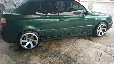 Foto venta Auto usado Volkswagen Cabrio Gls At (2001) color Verde precio $80,000